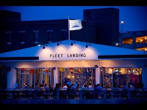 Fleet Landing Restaurant Reviews Charleston Sc Restaurant Reviews Youtube