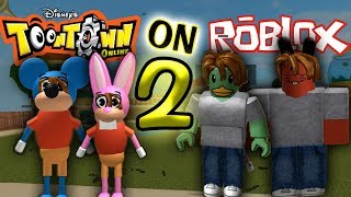 Toontown On Roblox 2