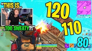 I joined random ZONE WARS in playground fill with RENEGADE RAIDER... (funny reactions)