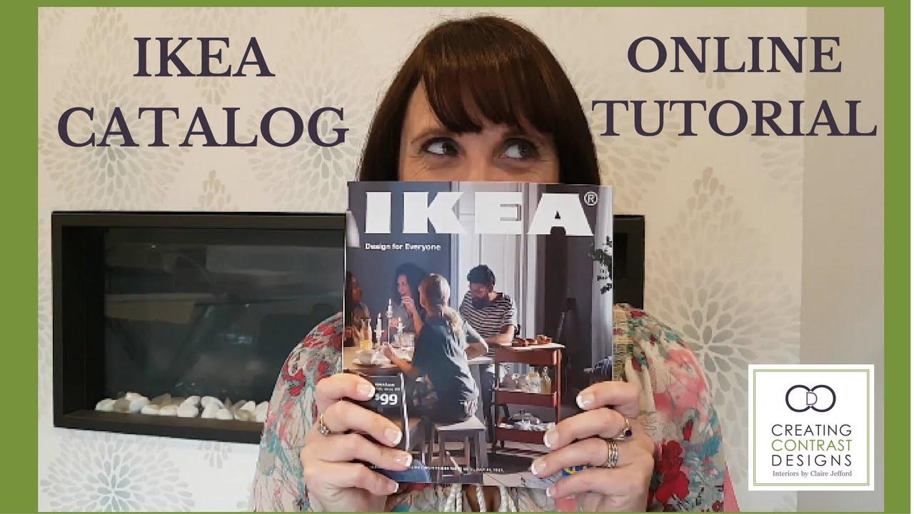 Ikea Catalog 2017   Online Ikea Catalog Tutorial