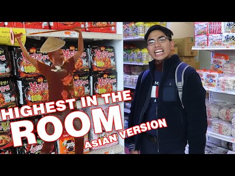 SMARTEST IN CLASSROOM (Travis Scott - Highest in the Room Asian Parody)