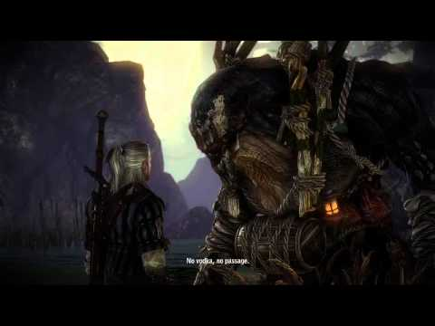 The Witcher 2 - Troll Trouble DLC Trailer HD