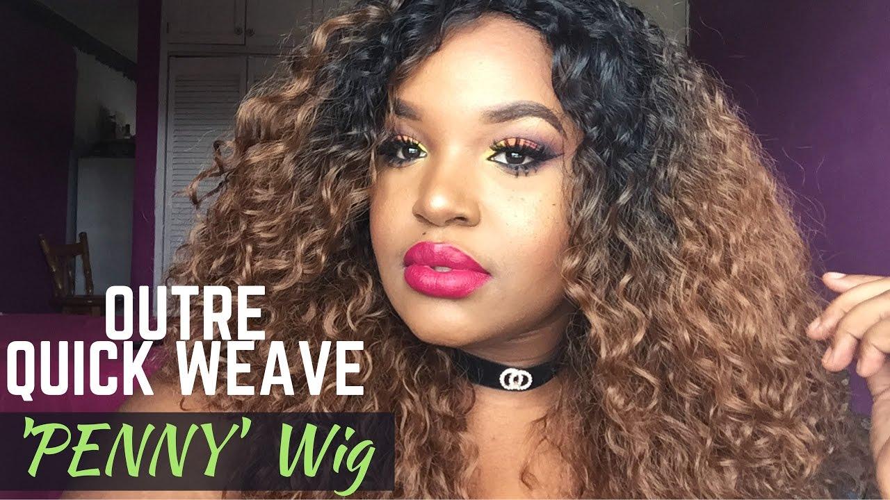 Outre Penny Half Wig (DR30)  AWS  86108e157a