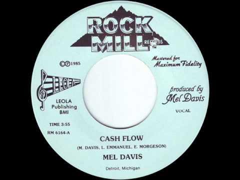 Mel Davis - Cash Flow (Rock Mill Records-1985)