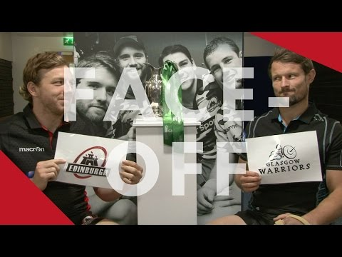 Face-off | Hamish Watson and Peter Horne