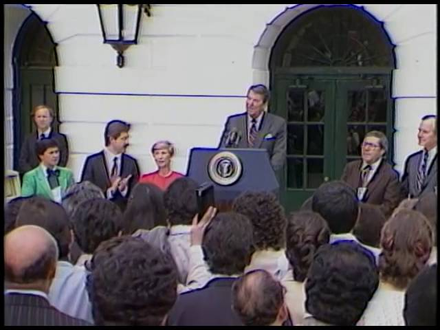 President Reagan's Remarks on National Hispanic Heritage Week on September 15, 1982
