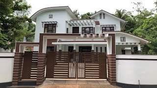 Brand new double story house for 40 lakhs with interior | Video tour