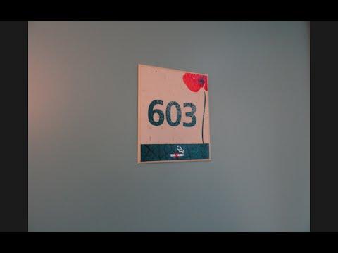 Room 603 tour @ ibis Stuttgart City, Stuttgart, Germany