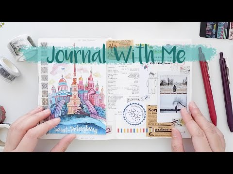 Journal With Me 04 | St. Petersburg, Russia