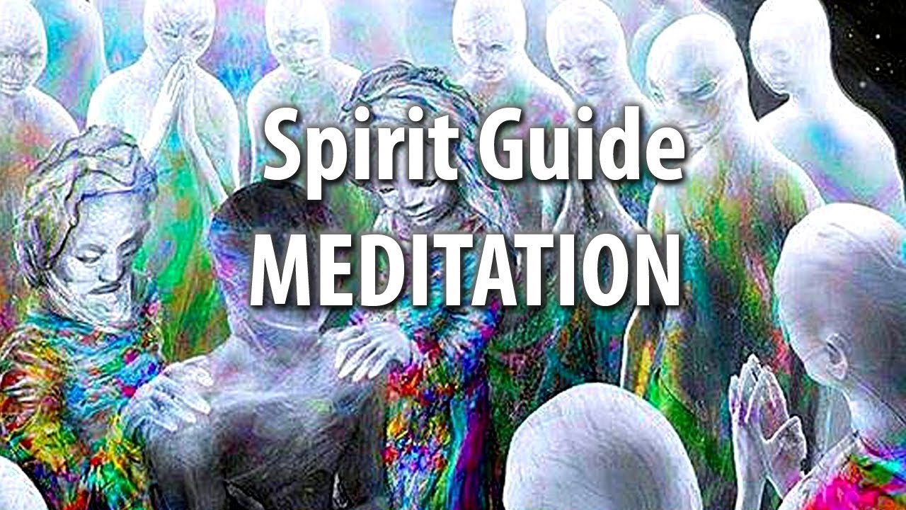 Guided Meditation to Help Connect to God and your Spirit Guides