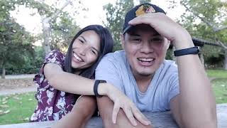 OUR COLLEGE LOVE STORY (We Hated Each Other) // Aura and Noe VLOGS
