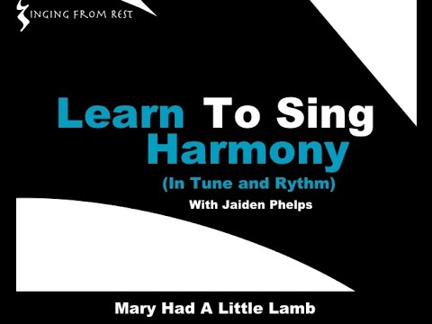Harmony Singing by Ear - Susan Anders