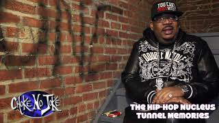 "The Hip Hop Nucleus Tunnel Memories - Big Kap ""I Met Flex By Mistake"""