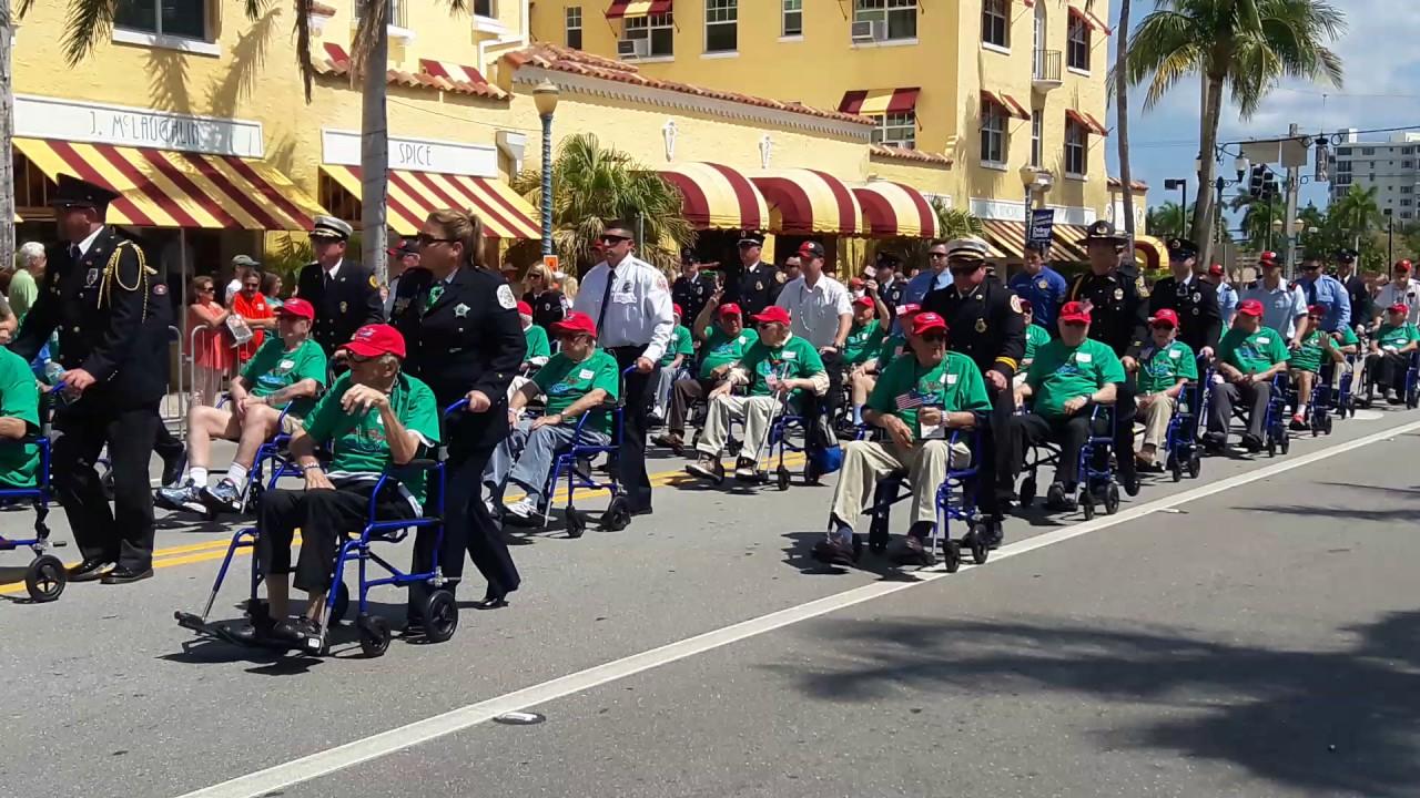 2017 Delray Beach Florida St Patrick S Day Parade