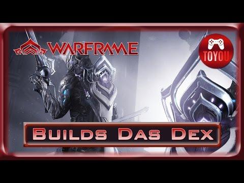 Warframe Build Dex Sybaris - Dex Furis e Dex Dakra Pt Br