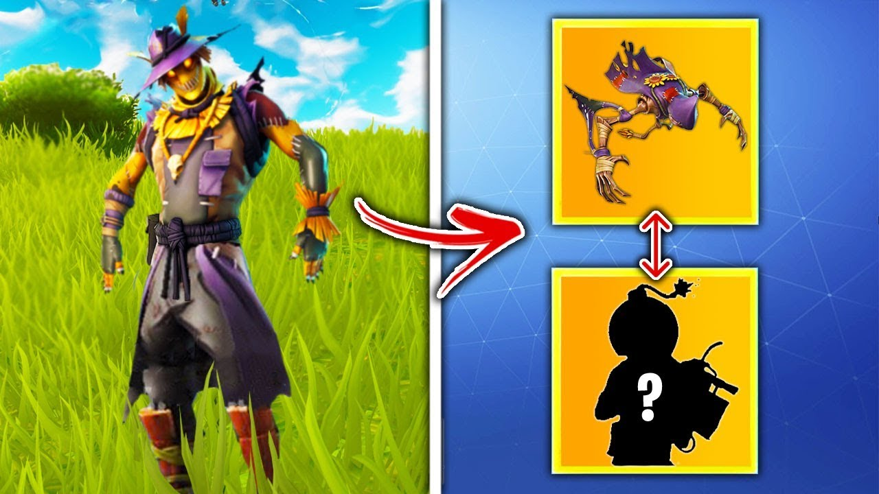 Top 5 Leaked Fortnite Halloween Skins & Items THAT ARE COMING SOON!