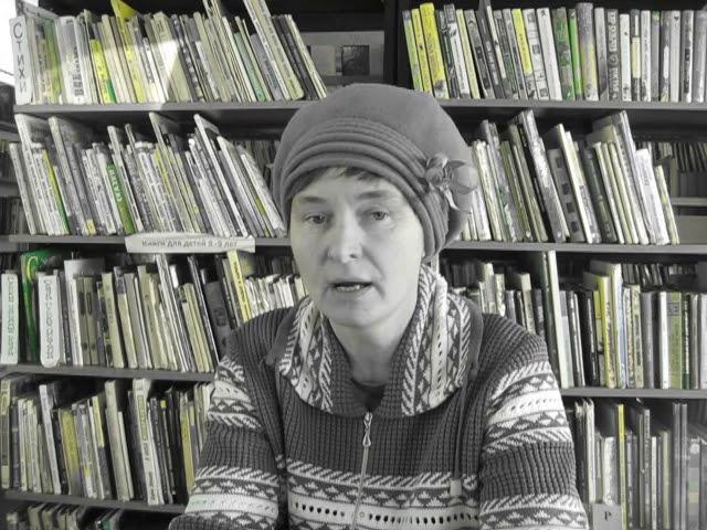 Изображение предпросмотра прочтения – ЛарисаПлотникова читает произведение «Мне нравится что вы больны не мной» М.И.Цветаевой
