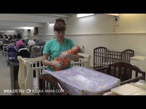 Доска для пеленания - советы эксперта по уходу за новорождённым