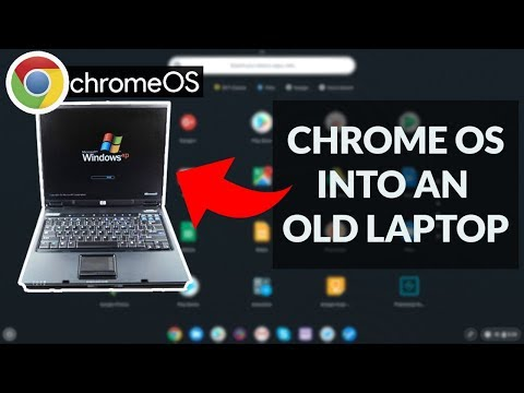 Old Laptop Into A Chromebook (Chromium OS Install GUIDE)
