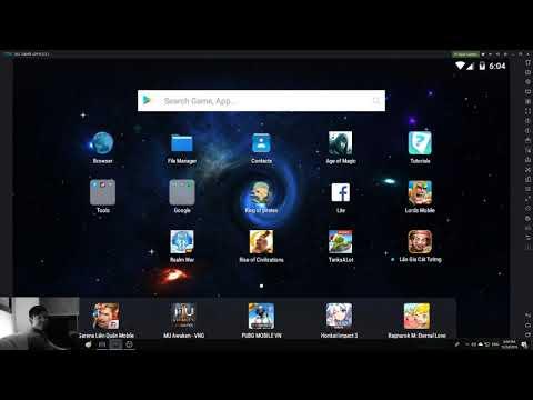 Mobile Royale - Hướng Dẫn Cài đặt Game Trên Nox Applayer Với File APK