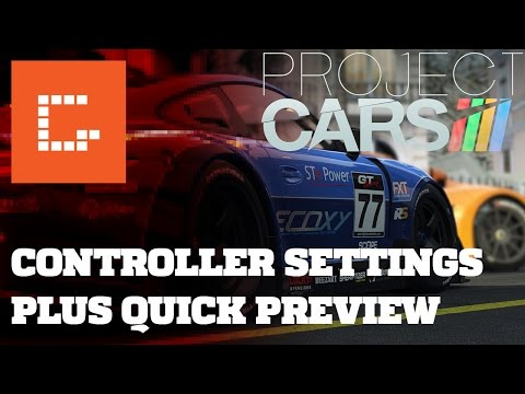 Best Controller Settings Project Cars