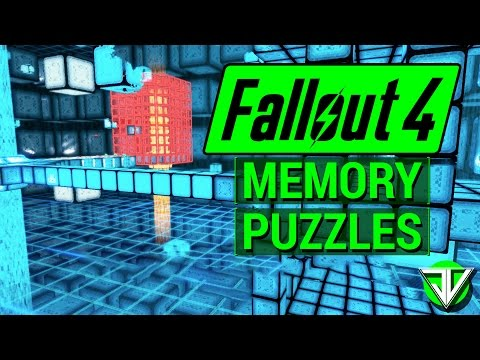 FALLOUT 4: How To Complete BEST LEFT FORGOTTEN Far Harbor Memory Puzzles in Fallout 4! (Quest Guide)