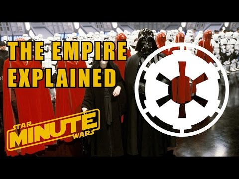 History of the Galactic Empire (Canon) - Star Wars Minute