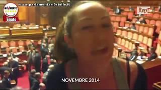 Paola Taverna, invettive e sfoghi della pasionaria 5 stelle eletta vicepresidente del Senato