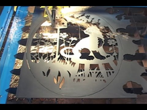 Metal Projects Made On A Plasmacam Cnc Cutting Machine
