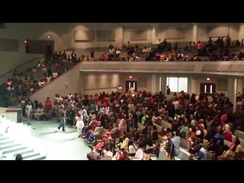 Le'Andria Johnson - Nothing But The Blood & I Won't Complain
