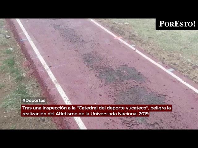 """Reprueban al Estadio """"Salvador Alvarado"""""""