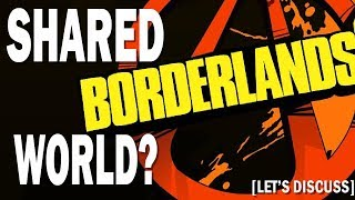 What If Borderlands 3 Is a Shared World Shooter? | Games as a Disservice? | Let's Discuss