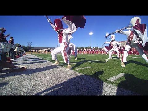 Alabama A&M Band-Homecoming Halftime Show (2016)
