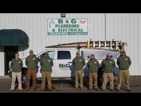 B&G Plumbing and Electric, West Jefferson, NC