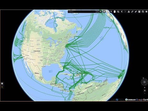 View Global Subsea Cables