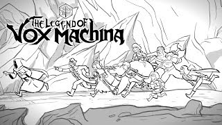 Die Legende von Vox Machina: Animatic Sneak Peek!
