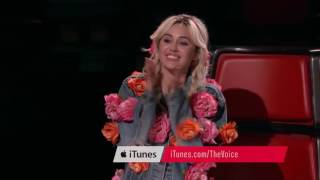 The Voice 2016 Blind Audition   Aaron Gibson   Losing My Religion