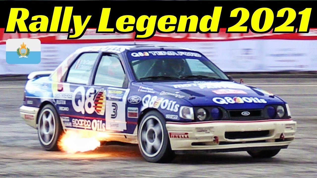 Rally Legend 2021 San Marino - Day 3, Sunday/Domenica, P.S. The Legend -Jumps, Flames & SHOW!