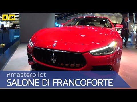 Maserati Ghibli 2018 - Ecco i fari full led e non solo
