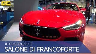 Maserati Ghibli 2018 - Ecco i fari full led e non solo [ENGLISH SUB]