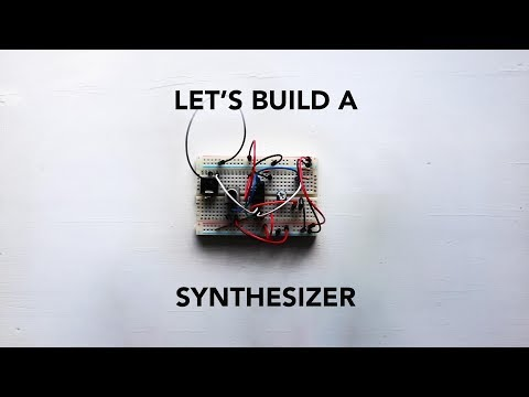 Let's Build A Synthesizer! + FREE Kontakt Library