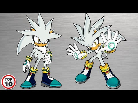 Top 10 Silver The Hedgehog Shocking Facts