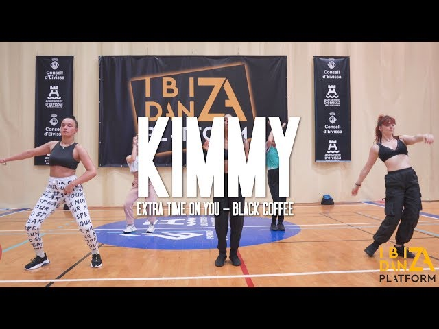 Kimberley Taylor Choreography // Extra Time On You - Black Coffee // IBIZA DANZA PLATFORM
