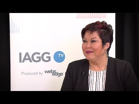 Tech Day at IAGG 2017 - Interview with Mary Michael, Otsuka American Pharmaceutical, Inc.