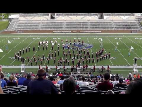 Goose Creek Memorial High School Band 2013 - GPISD Marching Festival