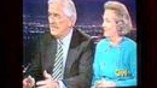 "The Connallys on ""Larry King"" 1992- Kennedy Detail- Clint Hill+"