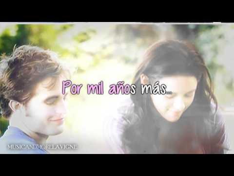 A Thousand Years (spanish version) [Karaoke / Instrumental] Kevin Karla & La Banda