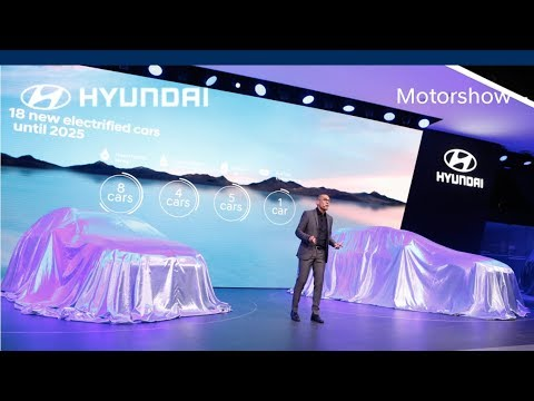 Hyundai Geneva Motor Show 2018: Press Conference Highlights