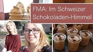FMA: Im Schweizer Schokoladen-Himmel bei Ragusa   mit Jelena ♥   VERLOSUNG