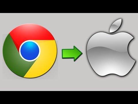 Como Baixar E Instalar O Google Chrome Em Um MAC